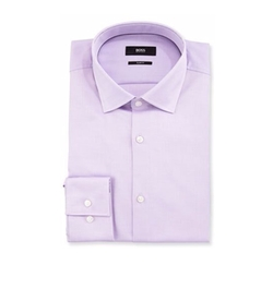 Hugo Boss - Slim Fit Cotton Dress Shirt