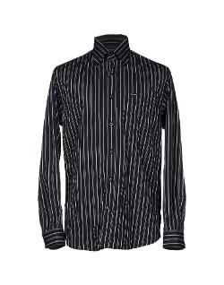 Façonnable  - Striped Button Down Shirt