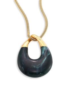Michael Kors  - Autumn Luxe Pendant Necklace