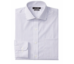 Lauren Ralph Lauren - Classic-Fit Striped Dress Shirt