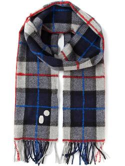 Dsquared2 - Plaid Scarf