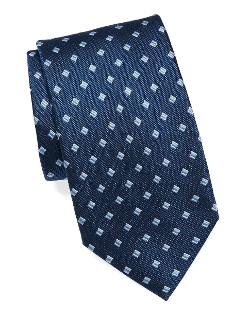 Vince Camuto - Silk Patterned Tie