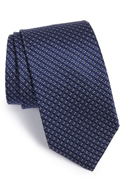 J.Z. Richards - Geometric Silk Tie