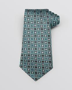 Armani Collezioni  - Woven Jacquard Classic Tie