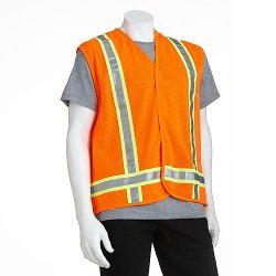 Dickies - High Visibility Tri-Color Safety Vest