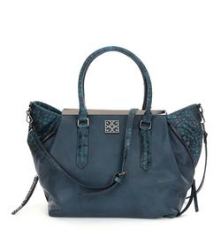 Gianni Bini - Wing Bar Large Satchel Bag