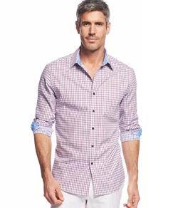Tasso Elba - Print Shirt