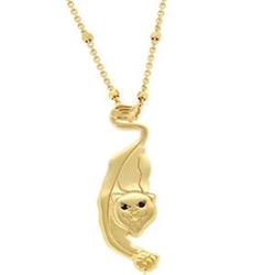 STU - Vermeil Tiger Necklace