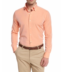 Peter Millar  - Collection Perfect Pinpoint Sport Shirt