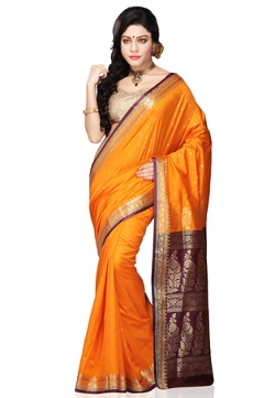 Utsav Fashion - Art Silk Saree