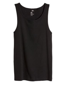 H & M - Cotton Tank Top