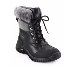 UGG - Adirondack II Shearling-Lined Leather Boots