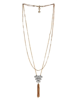 Lulu Frost  - Elizabeth Art Deco Necklace