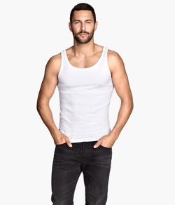 H&M - Cotton Tank Top
