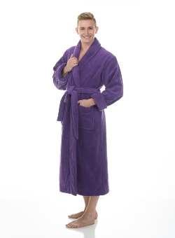 Comfy Robes - Turkish Terry Bathrobe