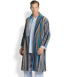 Derek Rose - Aston Towelling Robe