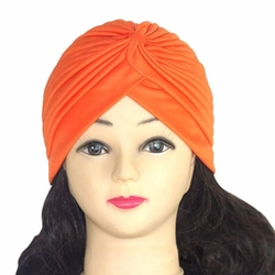 Weixinbuy - Indian Style Headwrap Cap Turban