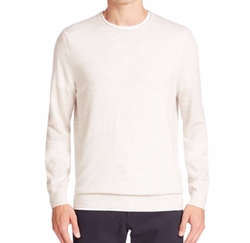 Vince  - Featherweight Cashmere Crewneck Sweater