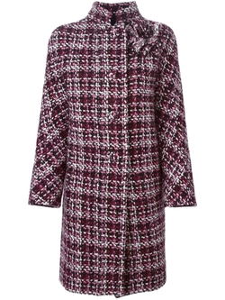 Ermanno Scervino  - Tweed Coat