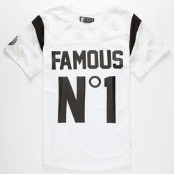 Famous Stars & Straps  - Jersey No. 1 Mens Jersey