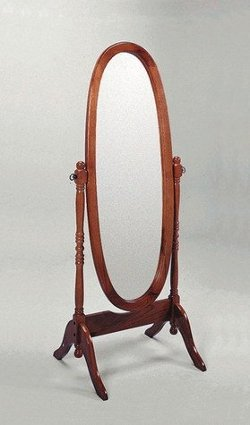 Crown Mark - Cheval Mirror