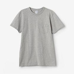 Steven Alan - Short Sleeve Pocket T-Shirt
