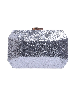 Just Cavalli - Metallic Box Clutch
