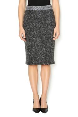 Capote - Fleece Pencil Skirt