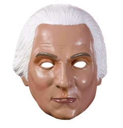 Mememall Fashion Costumes - George Washington Mask