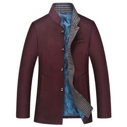 Bonnie Z. Leonardo - Standup Collar Trench Winter Coat
