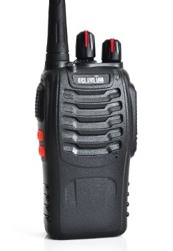 Metro Shop Walkie Talkie - Handheld Interphone Cb Radio Transceiver