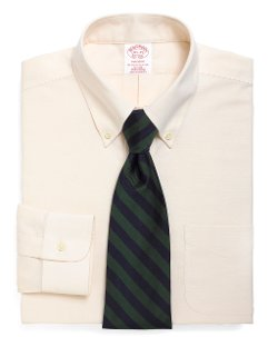 Brooks Brothers - Madison Fit Button-Down Collar Dress Shirt