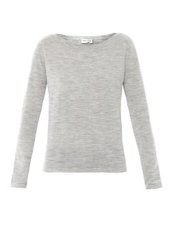 Saint Laurent  - Merino Wool Sweater