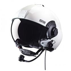 Msa Gallet - Helicopter Pilot Helmet