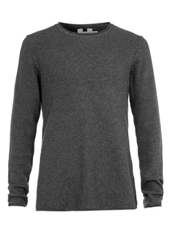 Topman - Skinny Trim Ribbed Sweater