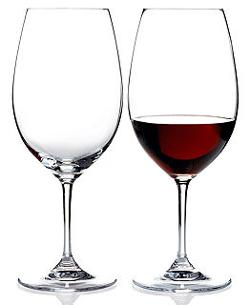 Riedel - Wine Glasses, Set of 2 Vinum Cabernet Sauvignon & Merlot