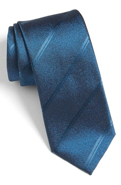 Hugo - Stripe Silk Tie