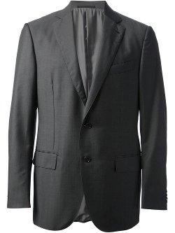 Ermenegildo Zegna  - Wool Classic Suit