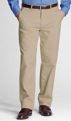 Lands End - Original Plain Chino Pants