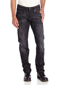 True Religion  - Geno Slim Fit Engineered Super T Jean