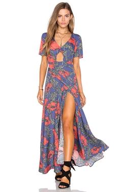 Tularosa - Desi Wrap Dress