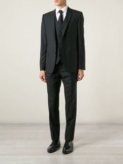 Dolce & Gabbana  - Classic Three Piece Suit