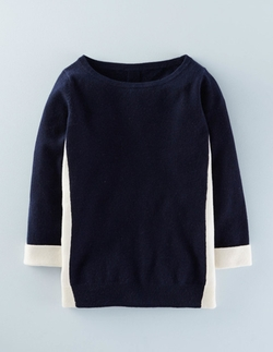 Boden - Visual Cashmere Sweater
