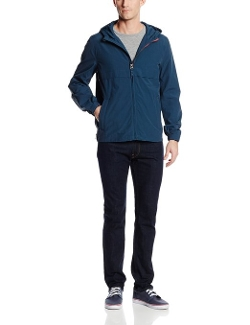 Dockers - Nylon Taslan Performance Hoody Jacket
