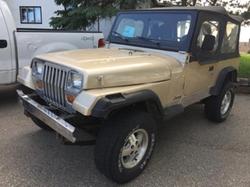 Jeep  - 1991 Wrangler SUV