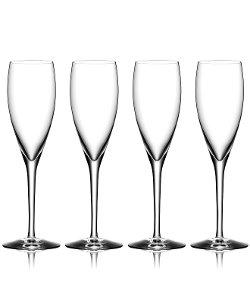 Orrefors - Flute Glass