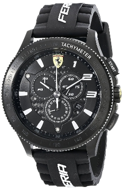 Ferrari - Analog Display Quartz Watch
