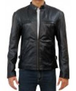 Desert Leather - New Aaron Taylor Johnson Godzilla Jacket