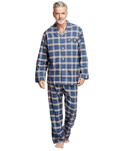Brooks Brothers - Plaid Flannel Pajamas