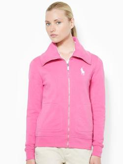 Ralph Lauren Golf  - Funnelneck Fleece Jacket